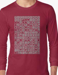 Icons Long Sleeve T-Shirt