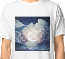 upon the sky-foam. Classic T-Shirt