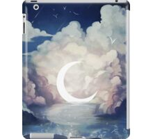 upon the sky-foam. iPad Case/Skin