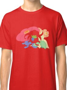 Oddish - Gloom - Vileplume + Bellossom Classic T-Shirt