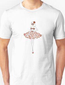 1950's Retro Guuurl T-Shirt