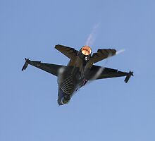 Turkish F16 Fighting Falcon by PhilEAF92