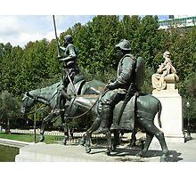 El ingenioso Hidalgo,Dn. Quijote de la Mancha............... Photographic Print