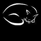 cat t-shirt by parko