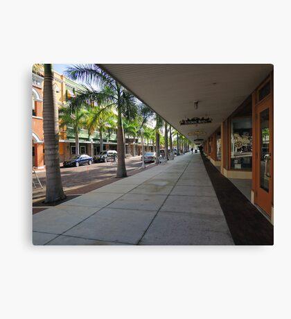 Downtown!  Canvas Print