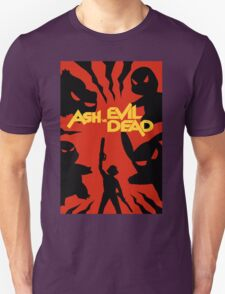 ash vs. evil dead pokemon T-Shirt