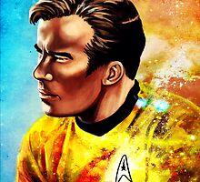 Starship Captain by humansrsuperior