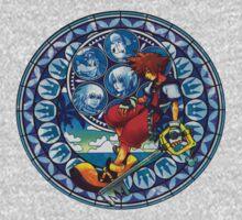 Kingdom Hearts - Sora's Station of Awakening  T-Shirt