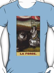Circus Tarot: Strength T-Shirt