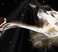 Longing To Escape.... by Karen  Helgesen