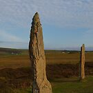 Ring of Brodgar (4) by kalaryder