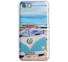 SURFIN 2 KOMBI iPhone Case/Skin