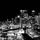 Sydney by Night by Fiona Kersey