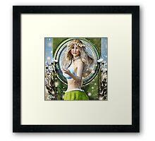 Fairy fields Framed Print