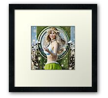Fairy fields Framed Print