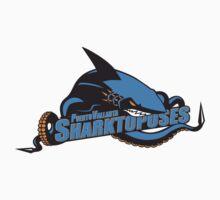 Puerto Vallarta Sharktopuses by BabyJesus