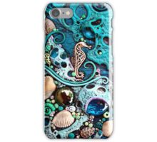Underwater Fantasy Blue Seahorse iphone ipod Cover iPhone Case/Skin