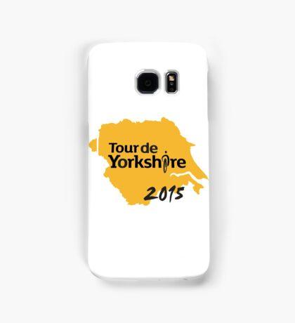 Tour de Yorkshire 2015 Samsung Galaxy Case/Skin