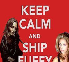 Ship Fuffy by KatR17