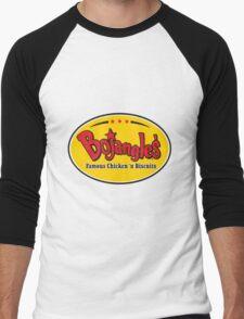 Bojangles Men's Baseball ¾ T-Shirt