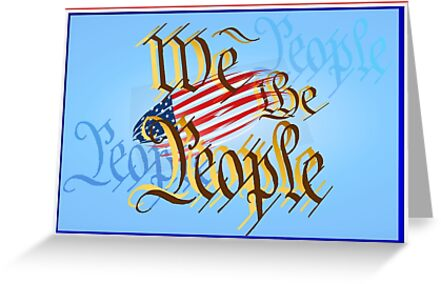 We The People. by Lotacats
