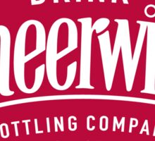 cheerwine Sticker
