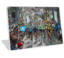 Climb through Haworth Laptop Skin