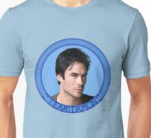 Team Damon - TVD - The Vampire Diaries - (Designs4You) Unisex T-Shirt