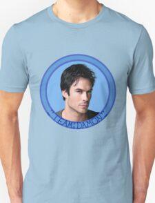 Team Damon - TVD - The Vampire Diaries - (Designs4You) T-Shirt