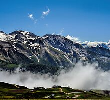 Col D Aubisque, France - 03 by Graham Taylor
