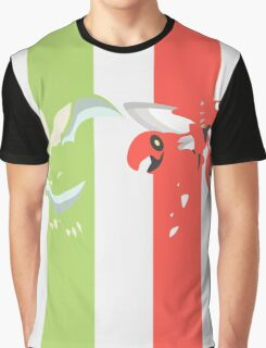 RG: Scyther - Scizor Graphic T-Shirt