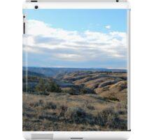 Top of The Breaks iPad Case/Skin