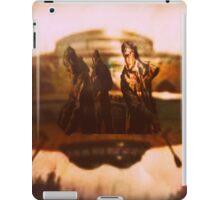 UFO technology iPad Case/Skin