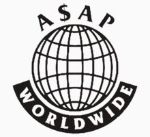 ASAP Mob  Worldwide by michaelvr213