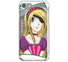 Chasm in the City iPhone Case/Skin