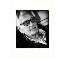 Bob Rigby Art Print