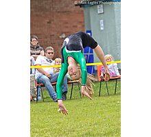 Hartford Gymnastics Display Team Photographic Print