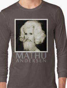 Makeup Artist Mathu Andersen Long Sleeve T-Shirt