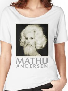 Makeup Artist Mathu Andersen Women's Relaxed Fit T-Shirt