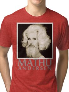 Makeup Artist Mathu Andersen Tri-blend T-Shirt