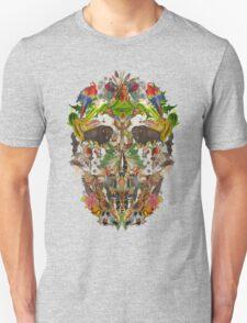 Ancient Skull Unisex T-Shirt