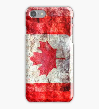 Canadian Flag iPhone Case iPhone Case/Skin