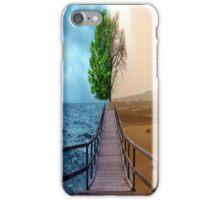 Earth-Artistic iPhone Case/Skin