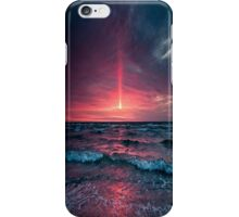 night beach iPhone Case/Skin