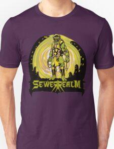 SewerRealm -Yellow T-Shirt