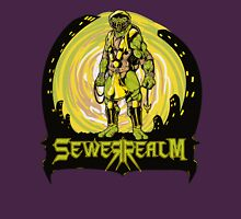SewerRealm -Yellow T-Shirt