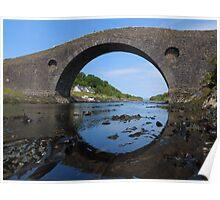 Bridge over the Atlantic Poster