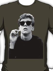Black and White Brian Breakfast Club T-Shirt