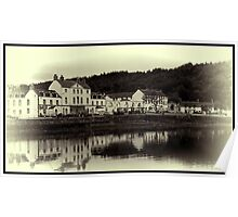 Inveraray, Argyll Poster