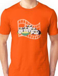 Movie Night for Penguins  Unisex T-Shirt